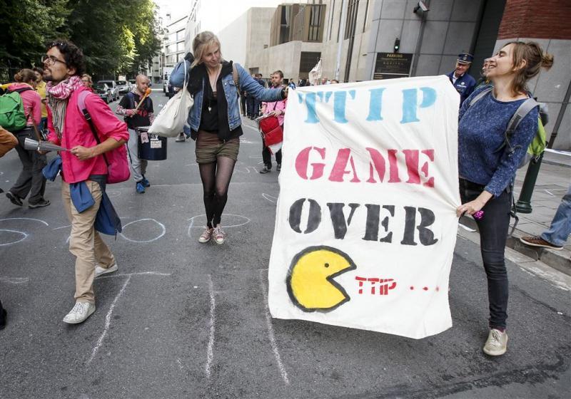 'Nederland moet werk maken van TTIP'