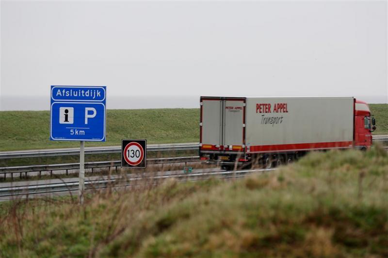 Afsluitdijk dag dicht voor hardloopwedstrijd