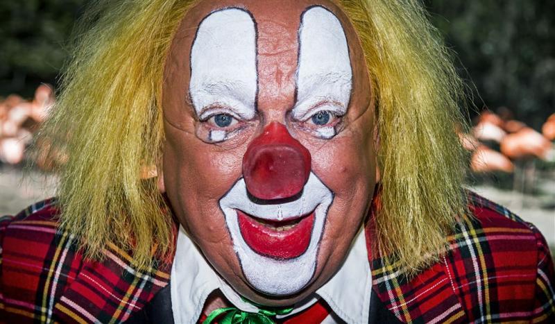 Clown Bassie ging door een hel