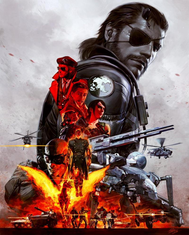 The Definitive Experience: Metal Gear Solid V