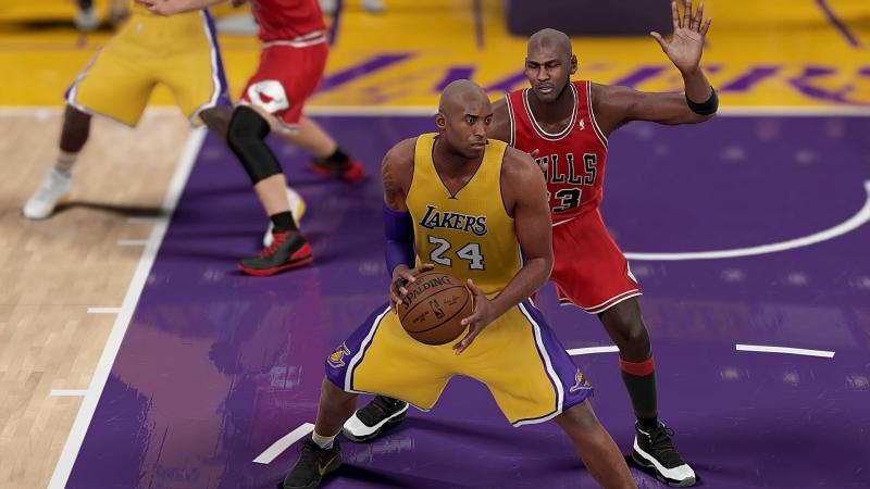 NBA 2K17 (Xbox One, Xbox 360, PS3, PS4, pc - 20 september)