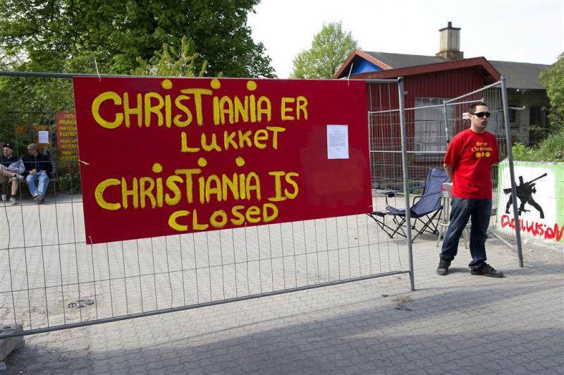 Twee agenten neergeschoten in Kopenhagen