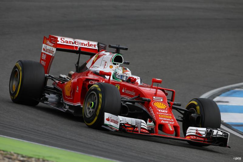 Ferrari gebruikt laatste token voor motorupdate (Pro Shots / Zuma Sports Wire)