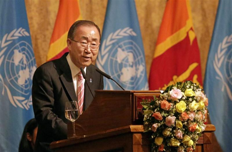 Ban Ki-moon wil ratificatie klimaatverdrag