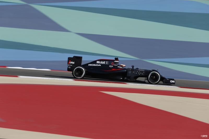 Vandoorne maakte in Bahrein zijn debuut bij McLaren