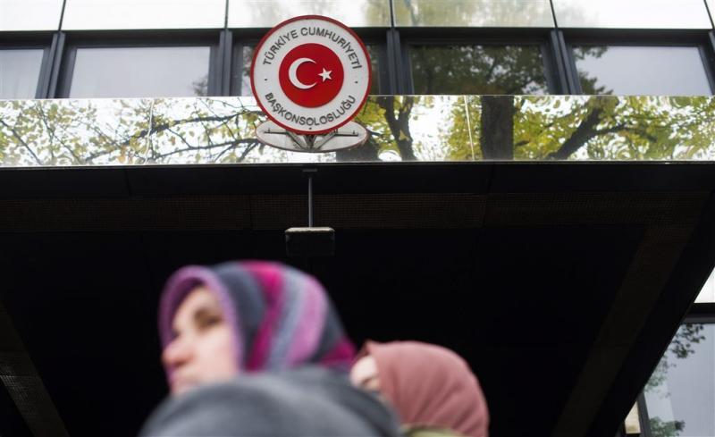 Ankara blij met stellingname Duitse regering