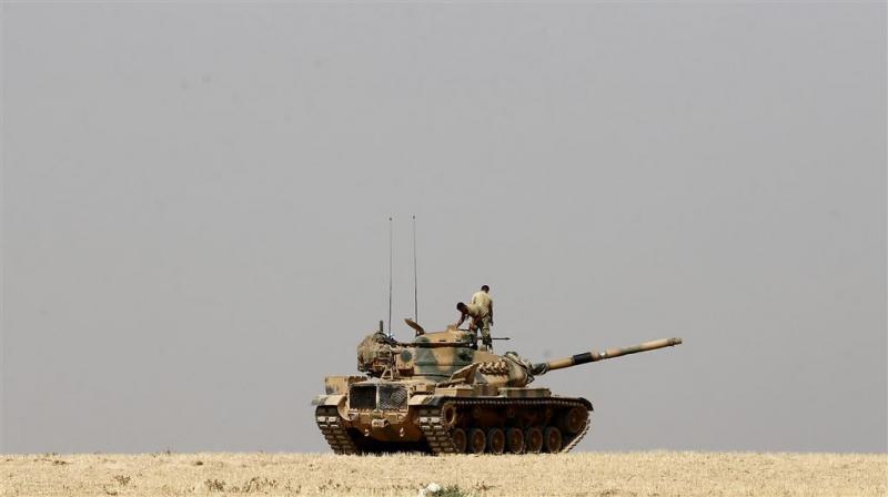 Weer Turkse inval in Syrië