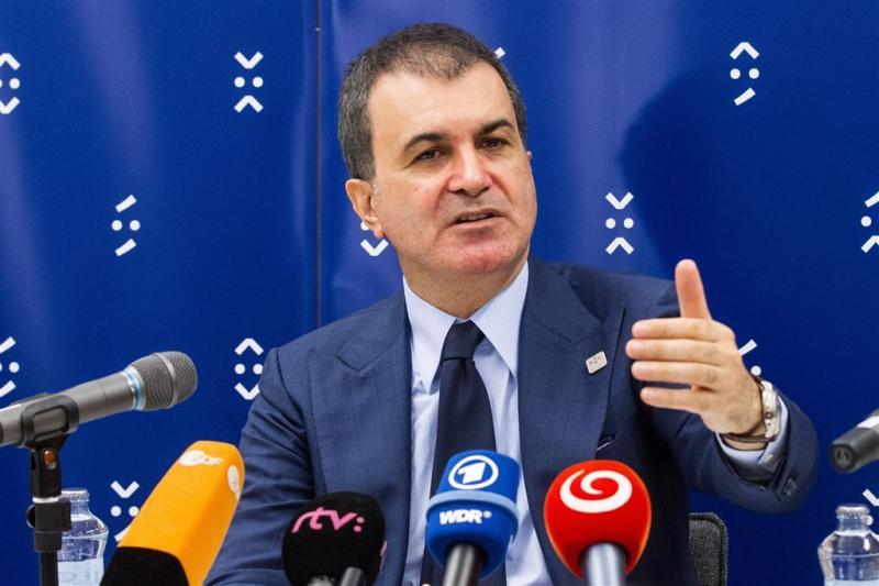 Relatie Turkije en EU blijft moeizaam