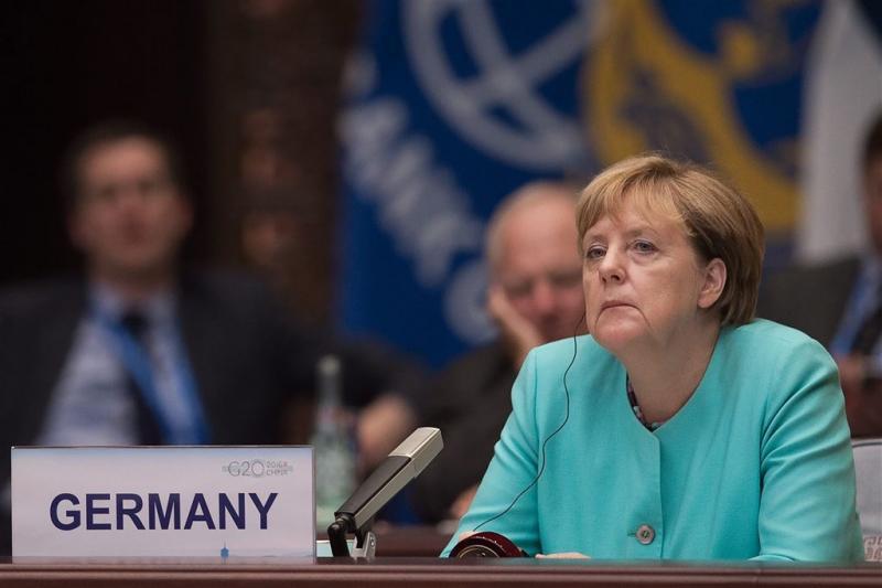 'Begin van einde kanselierschap Merkel'