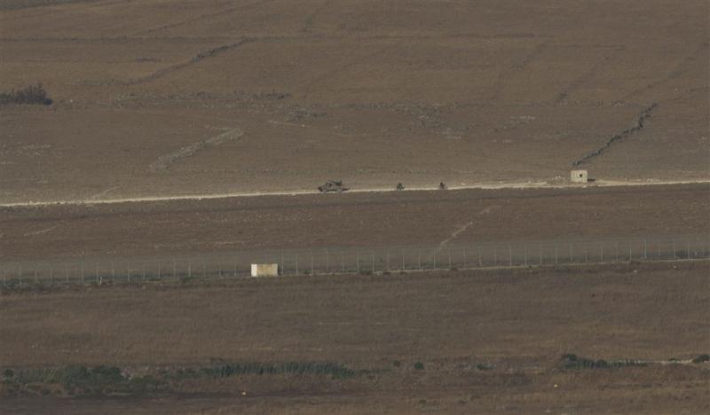 'Rebellen rukken op bij Syrisch-Turkse grens'