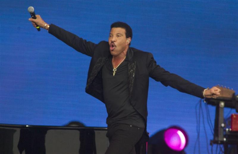Lionel Richie mag niet over Bieber praten
