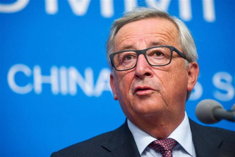 Juncker beklemtoont nut TTIP-onderhandeling