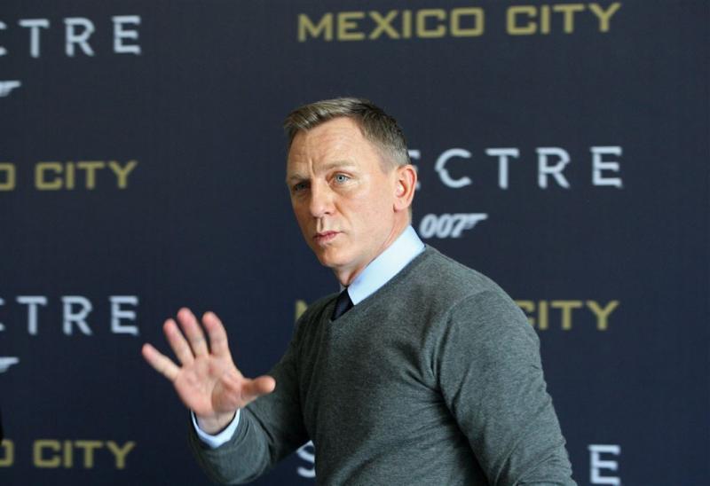 Craig kan 135 miljoen verdienen met Bondfilms