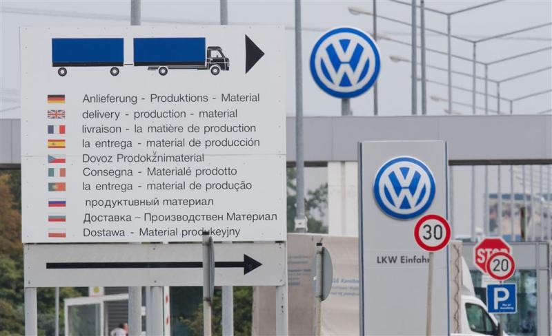 'VW overtrad consumentenwet in 20 EU-landen'