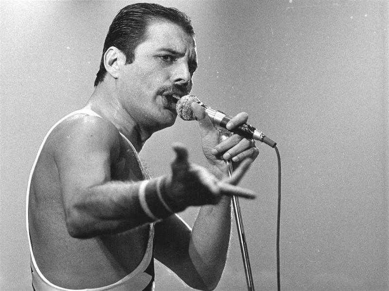 Asteroïde vernoemd naar Freddie Mercury