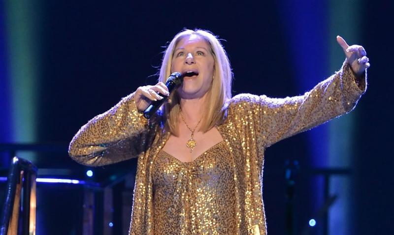 Barbra Streisand scherpt record aan