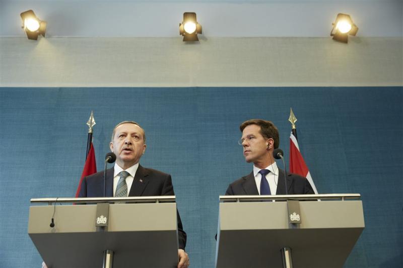 Turkije: Rutte ongepast in Zomergasten