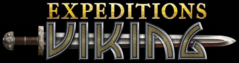 Expeditions: Viking - Logo