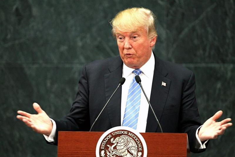 Trump wil groter leger