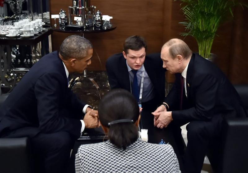 VS en Rusland ruziën over incident Zwarte Zee