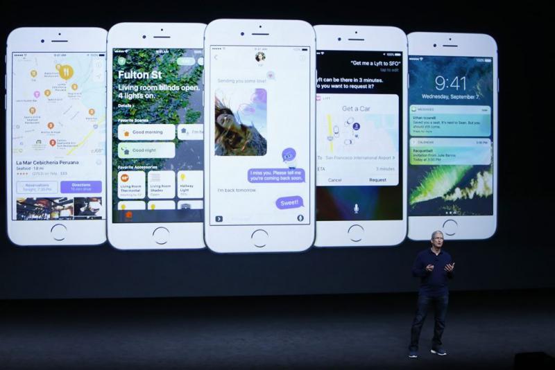 iOS 10 op 13 september beschikbaar