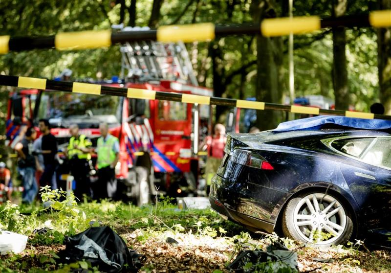 'Teslarijder reed zelf, niet op autopilot'