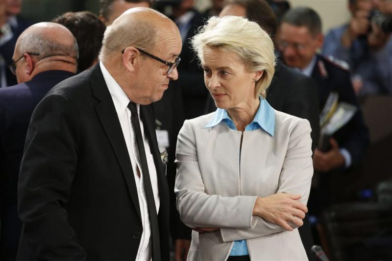 Duits-Franse militaire samenwerking na brexit
