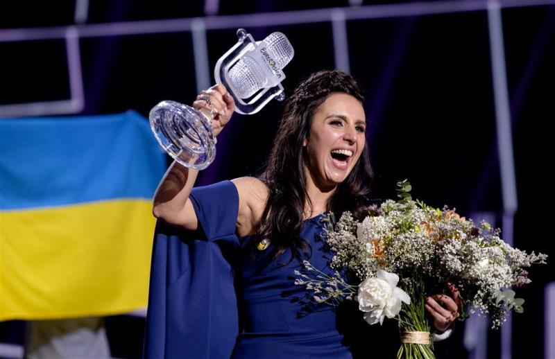 Eurovisie Songfestival volgend jaar in Kiev