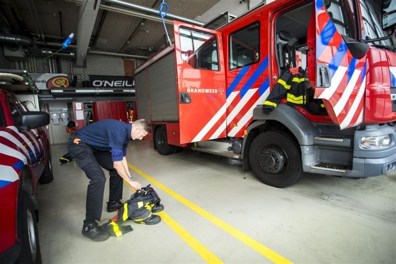 Prepensioengesprekken brandweer worden hervat