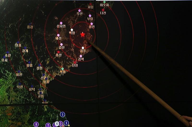 Woede over nieuwste kernproef Noord-Korea