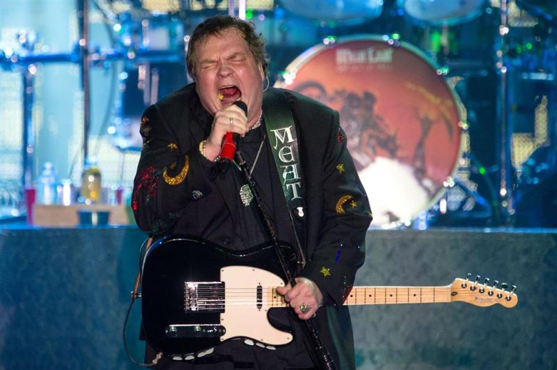 Meat Loaf annuleert concert in Ahoy Rotterdam