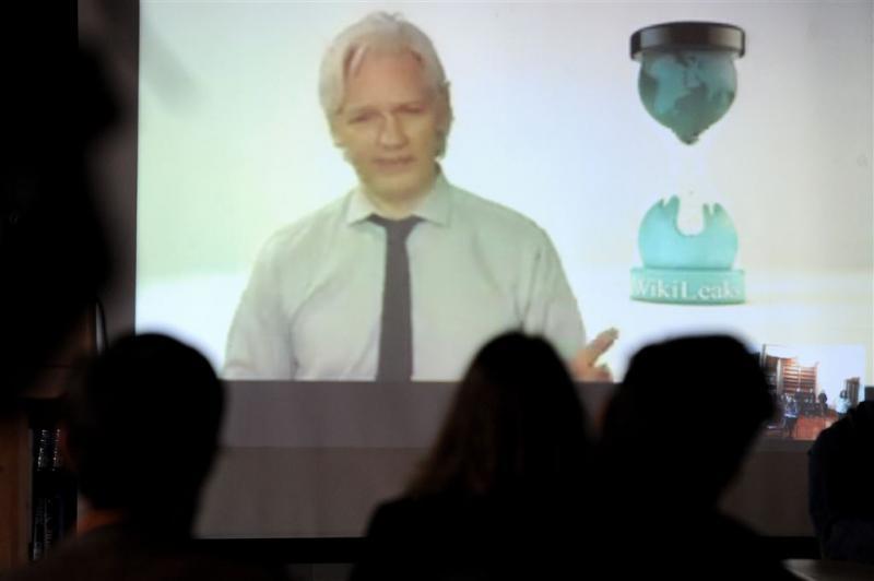 'WikiLeaks hield info over Rusland achter'