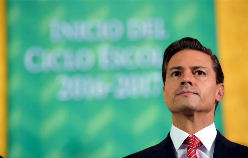 Grote betogingen tegen homohuwelijk in Mexico