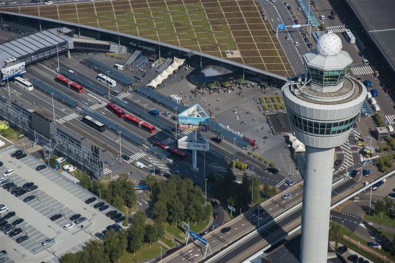 Augustus weer recordmaand voor Schiphol