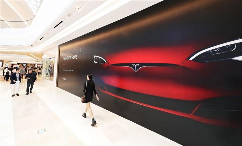 Nieuwe update moet veiligheid Tesla vergroten