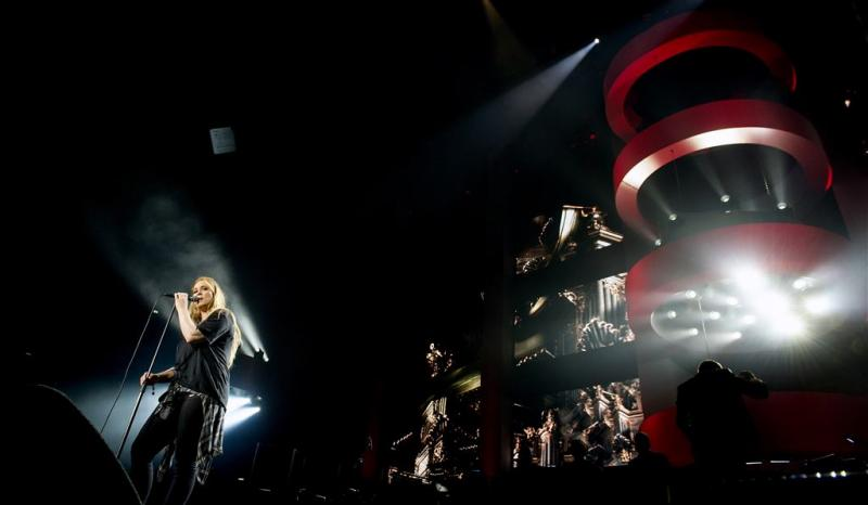 Derde show Anouk in Ziggo Dome