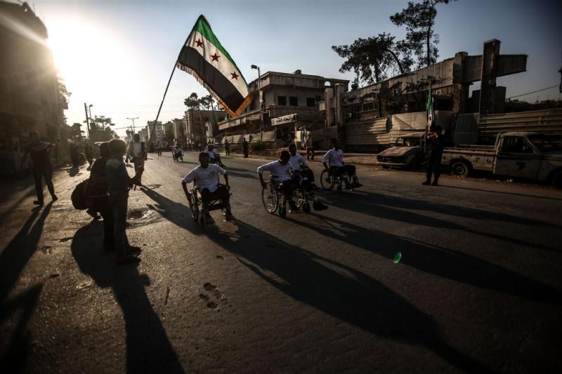 Syrische rebellen sceptisch over vredesdeal