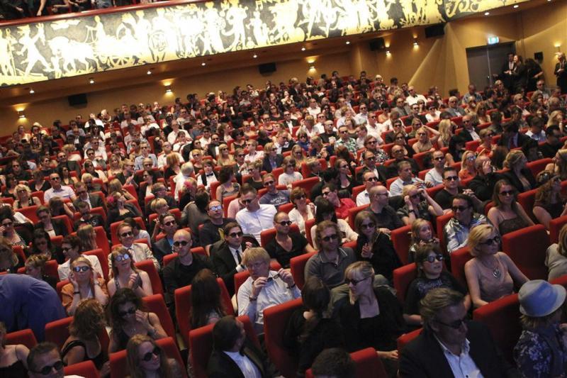 Nederlandse bioscopen beleven topjaar