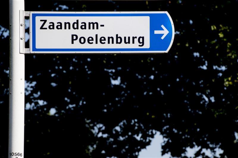 Weer onrustig in wijk Poelenburg in Zaandam (Foto: ANP)
