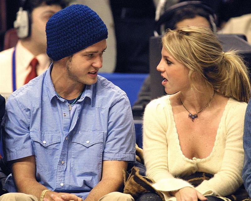 Justin ziet duet met Britney wel zitten