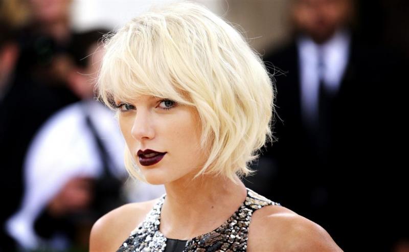 Taylor Swift geen last van liefdesverdriet