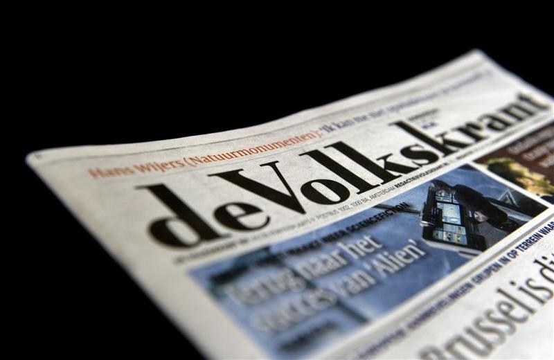 Volkskrant schendt privacy met foto