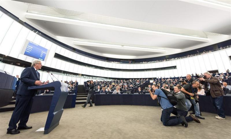 Juncker wil verdubbeling EU-investeringsfonds