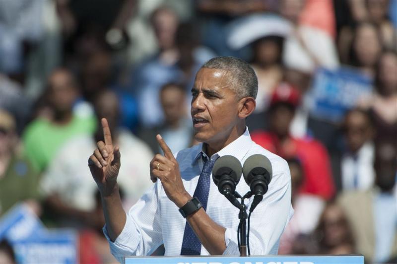 Obama valt Trump aan over Rusland
