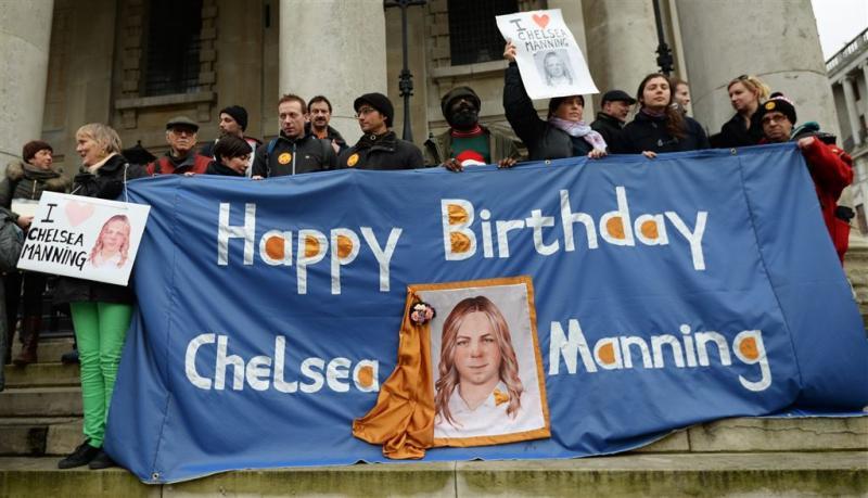 Gevangene Manning krijgt geslachtsoperatie