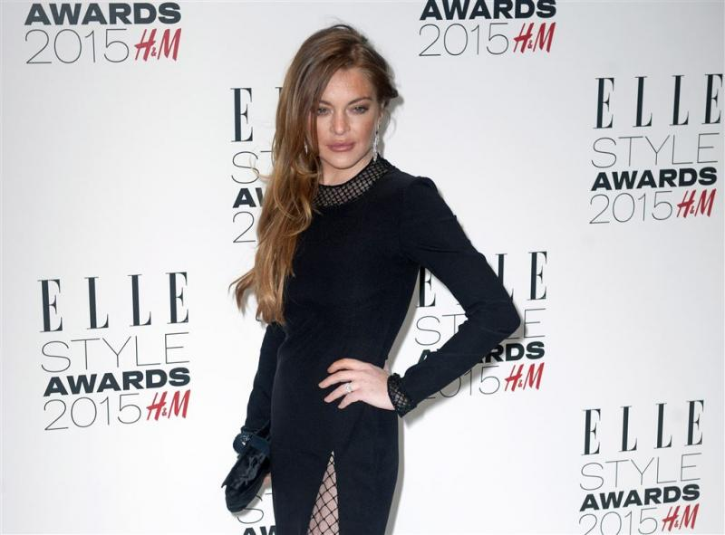 Lindsay Lohan kookt met Jamie Oliver