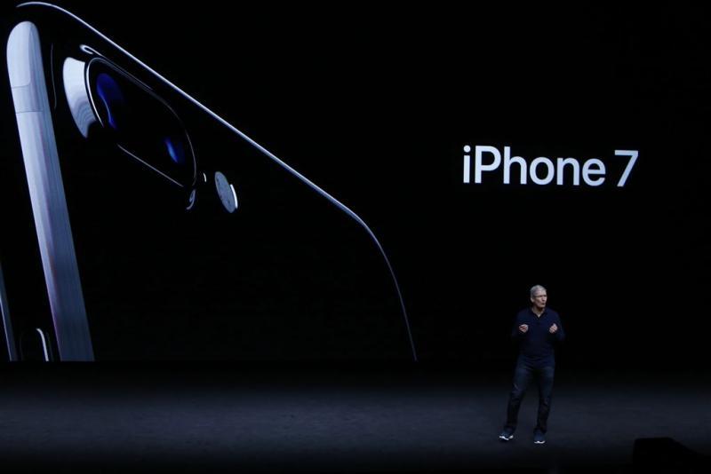 Aandelen Apple dag na dag omhoog door iPhone