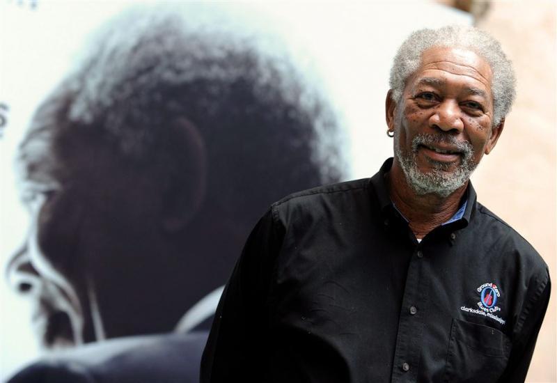 Morgan Freeman krijgt onderscheiding