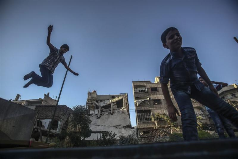 'Sinds bestand Syrië geen dode meer gevallen'