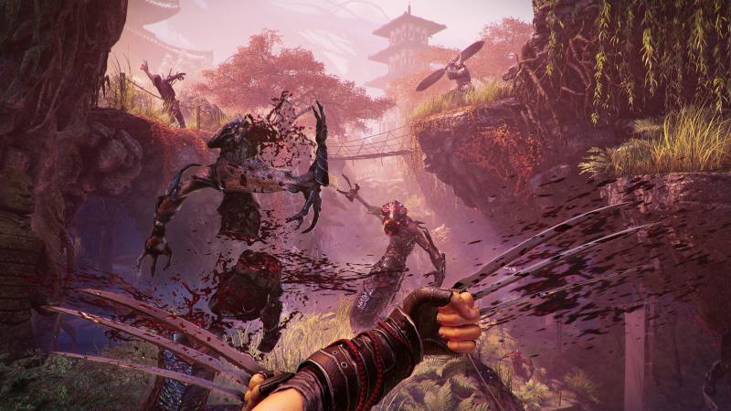 Shadow Warrior 2 - Klauwen